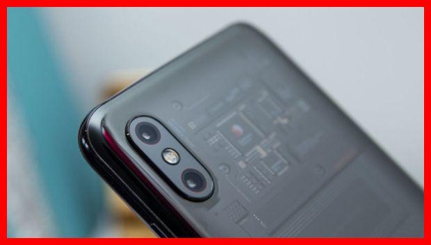 Gambar Hp Xiaomi Mi 8 Pro