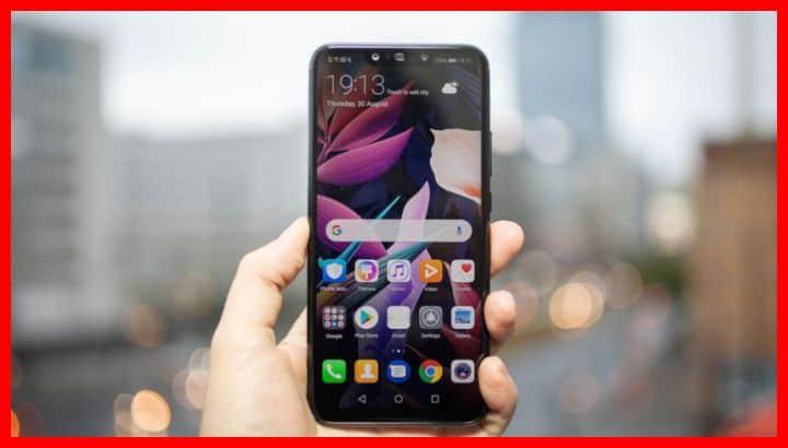 Harga Huawei Mate 20 Lite
