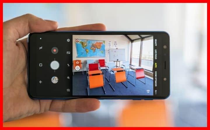 Kualitas Kamera Samsung Galaxy A7 2018