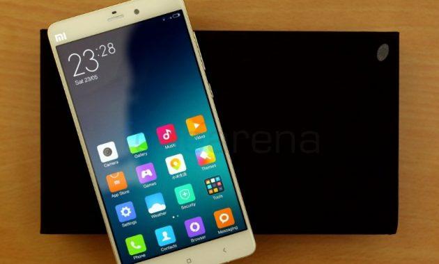 Review Spesifikasi Xiaomi Mi Note Pro