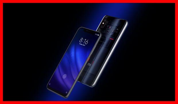 Spesifikasi dan Harga Xiaomi Mi 8 Pro