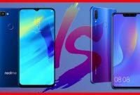 Perbandingan Huawei Nova 3i VS Realme 2 Pro