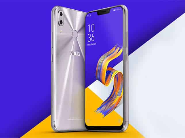 Smartphone Android ada face lock Asus zenfone 5z