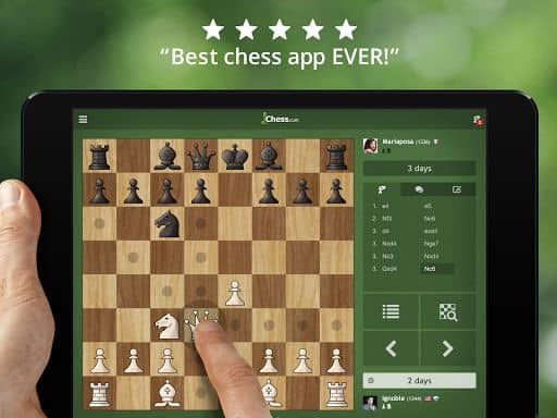 Chess – Play Learn game catur android