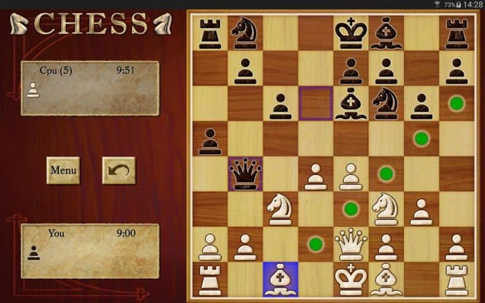 Chess free game catur terbaik android