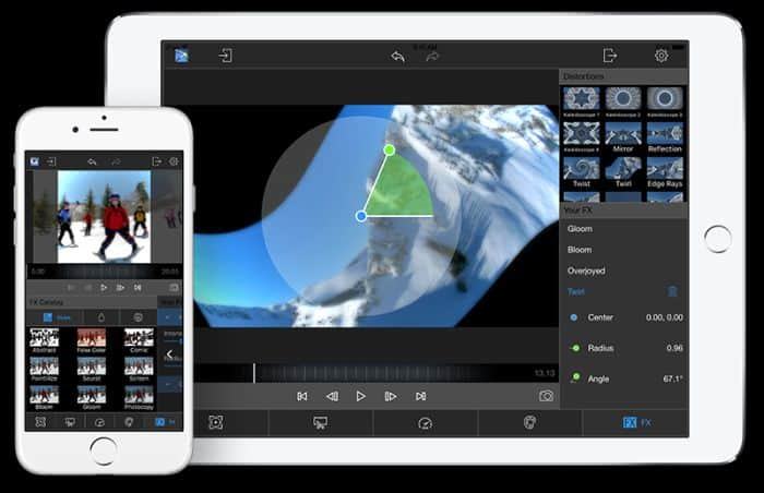 LumaFX aplikasi editor video