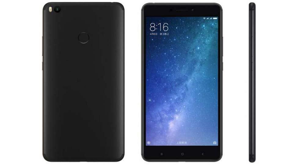 Hp baterai besar Xiaomi Mi Max 2