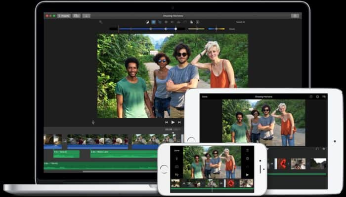iMovie aplikasi video editor iphone