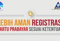 registrasi ulang kartu simpati telkomsel