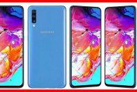 Spesifikasi dan Harga Samsung Galaxy A70
