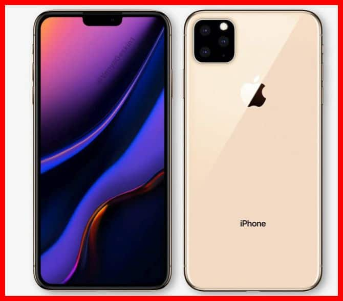 HP Terbaru Apple iphone xi