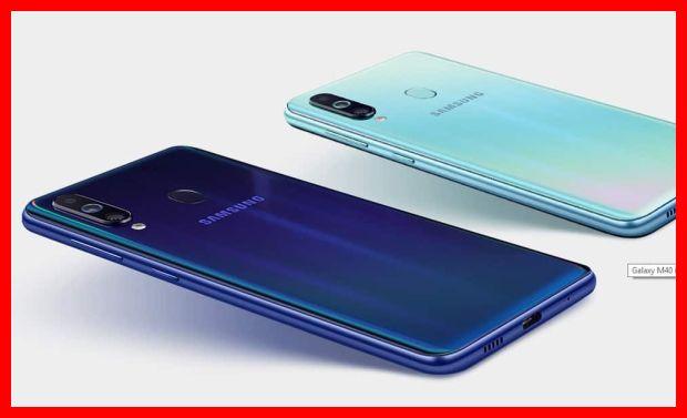 Harga Samsung Galaxy M40