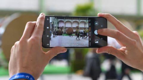 Hp Terbaik Kamera canggih Huawei P30 Pro