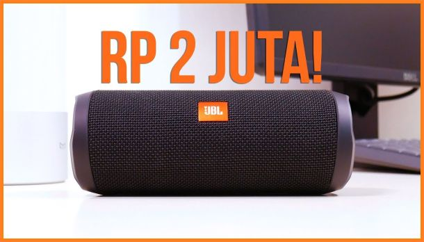Harga Speaker Portable Bluetooth JBL Asli