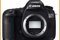 Kamera DSLR canon 5ds r