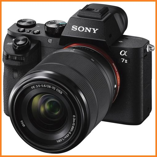 Sony Mirrorless a7s II