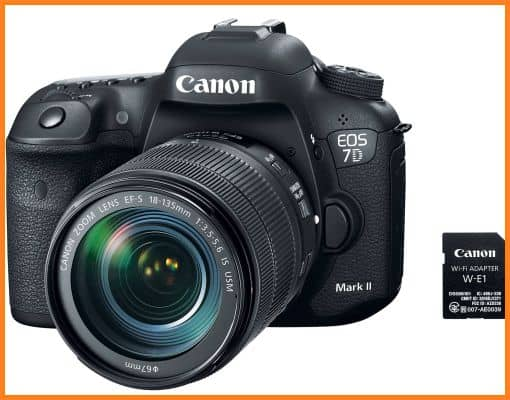 canon eos 7d mark kit II