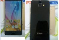 prince PC 25 Android phone