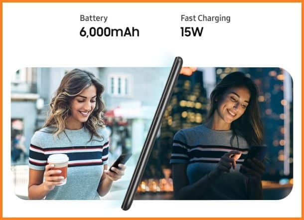 Baterai Samsung Galaxy M30s