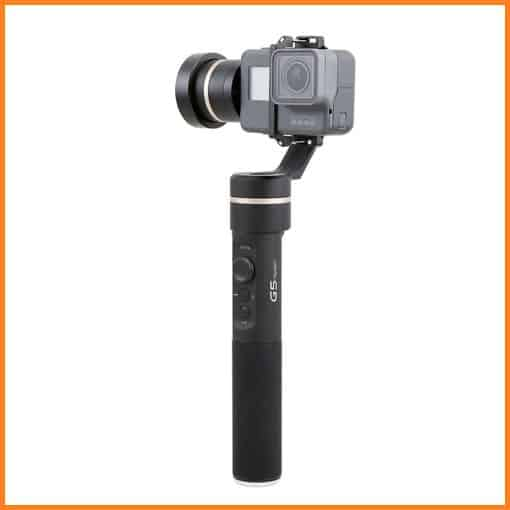 Feiyu Tech G5 3 Axis Splashproof Handleld Gimbal