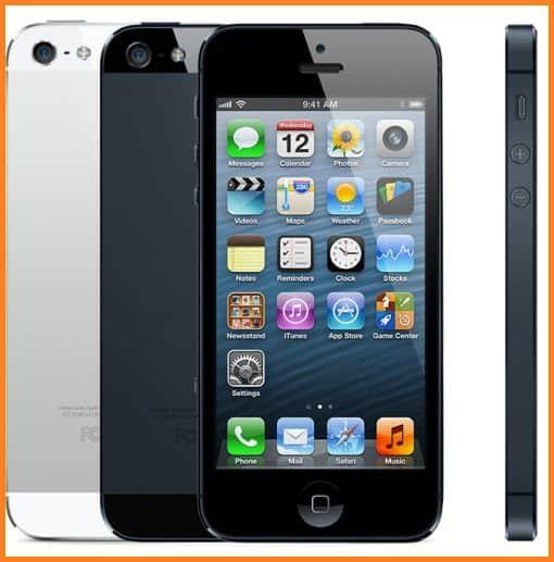 Gambar Hp iPhone 4