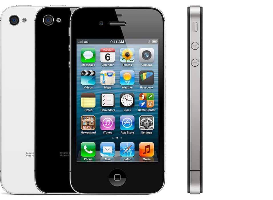 Gambar Hp iPhone 4S