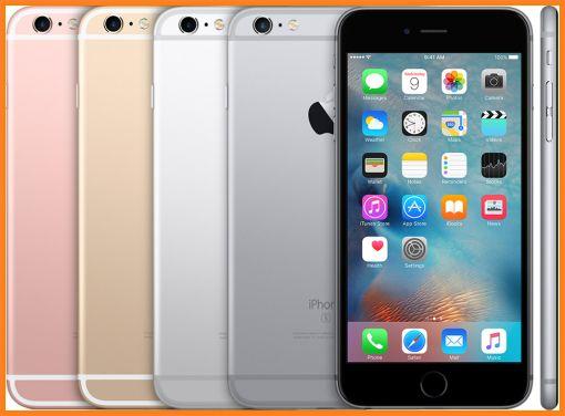 Gambar hp Apple Iphone 6s