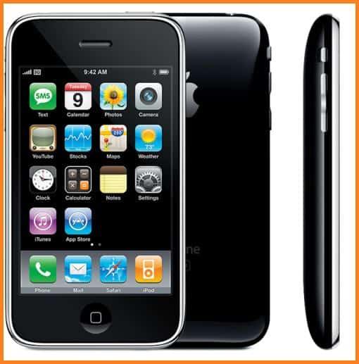 Gambar hp iphone 3g
