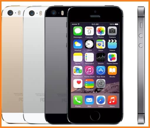 Gambar iPhone 5S