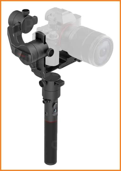 Gudzen Moza Air For Mirrorless And DSLR Camera