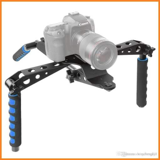 Neewer Alumunium Alloy Film Movie Kit System Support Rig