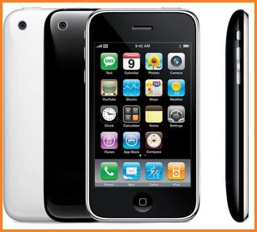 gambar hp iphone 3gs