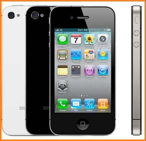 gambar hp iphone 4 cdma