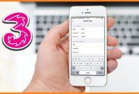 Cara Setting APN 3 XL Telkomsel dan Indosat pada Handphone