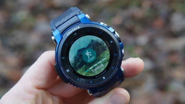 Harga Smartwatch Casio Pro Trek WSD F30
