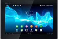 Harga Tablet Sony terbaru semua tipe baru bekas second seken