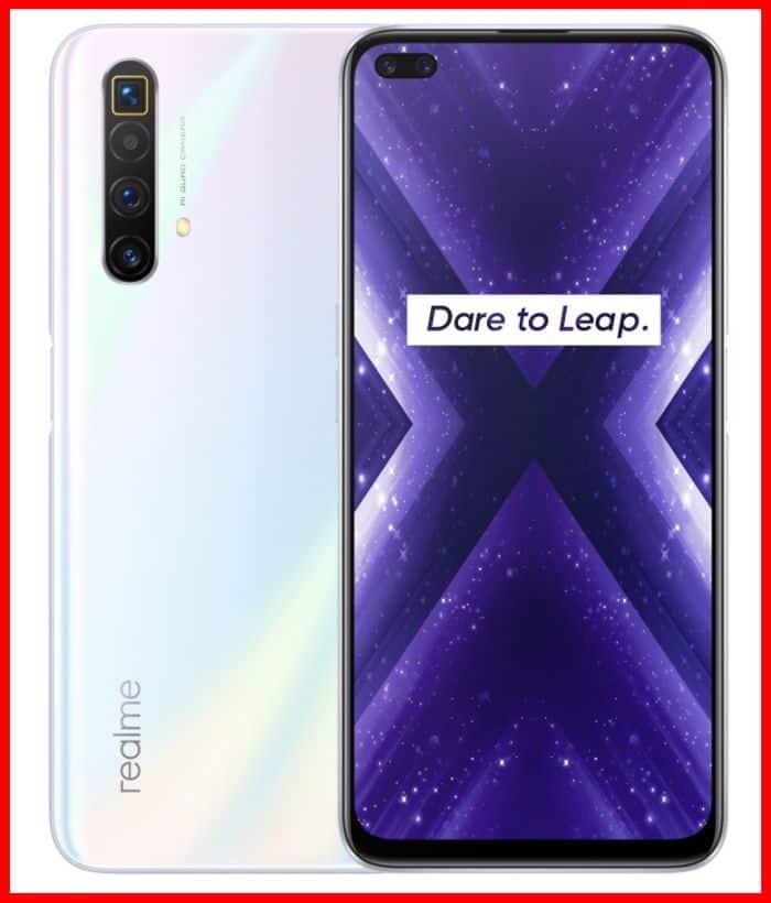 smartphone flagship realme x3