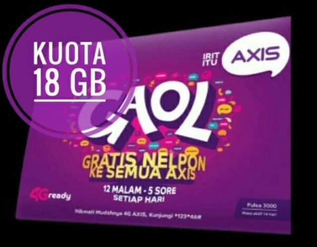 Paket Nelpon Axis