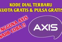 cara mendapatkan pulsa gratis axis tanpa aplikasi