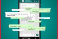 Cara Melihat Riwayat Chat Wa yang Sudah Dihapus Tanpa Aplikasi