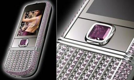 Smartphone Diamond Crypto