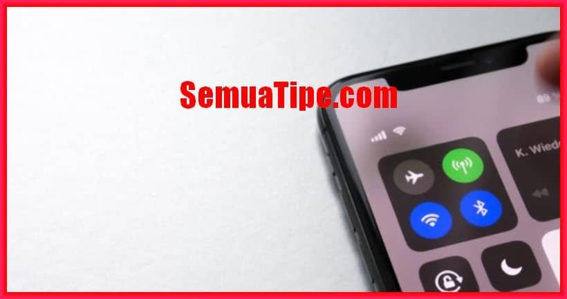 cara mengaktifkan hotspot iphone