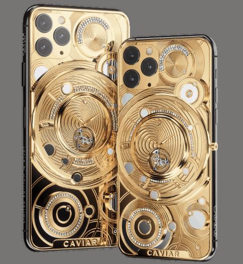 hp termahal di dunia Caviar iPhone 12 Pro